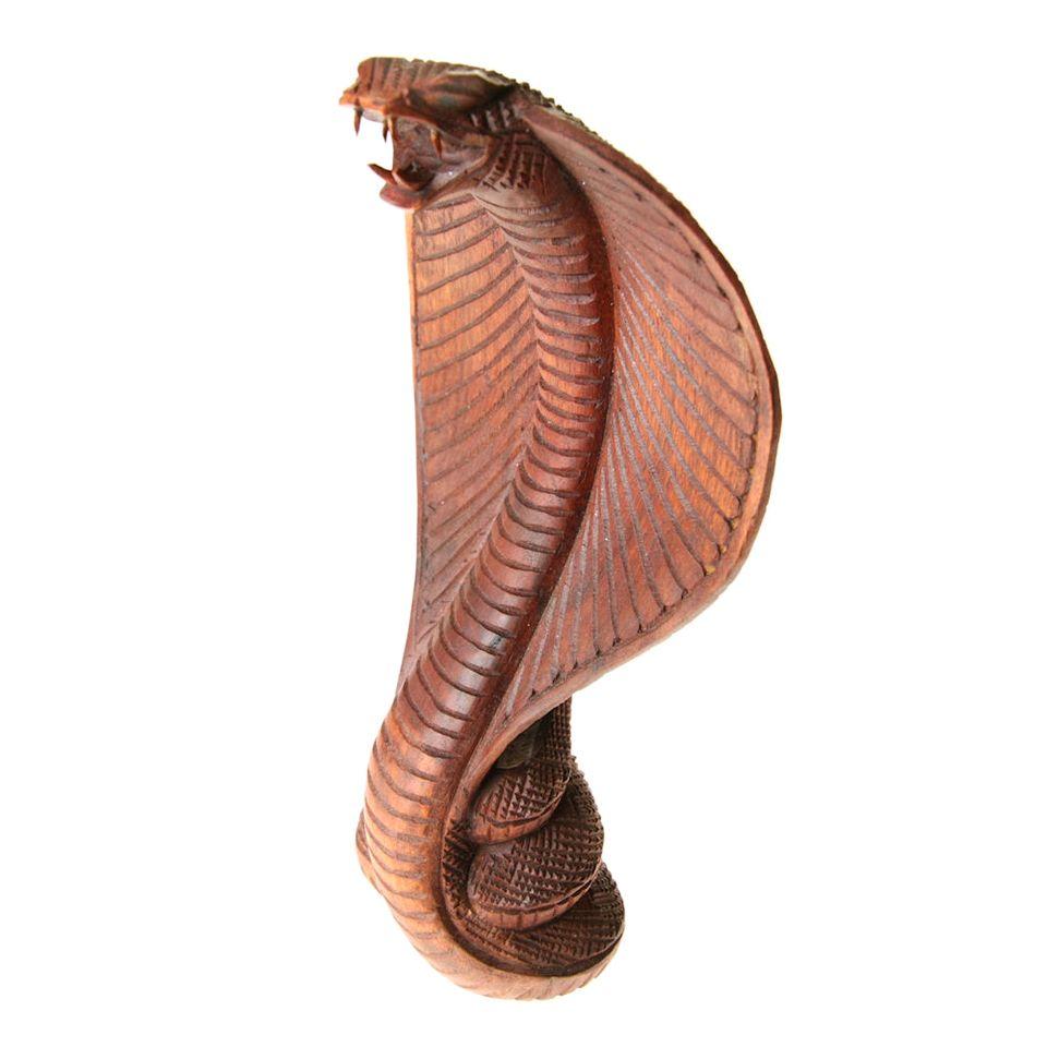 Fair Trade Wooden Cobra » £14.99