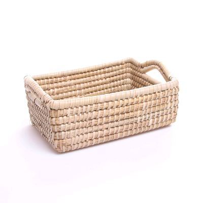 Fair Trade Hamper Basket (Medium) » £4.49 - Fair Trade Baskets