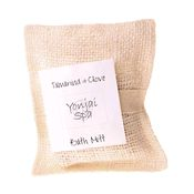 Tamarind and Clove Bath Mitt