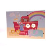 Noahs Ark Card - Happy Birthday