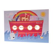 Noahs Ark Card - Happy Birthday to you