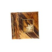 Fair Trade Starfish Photo Album - Bamboo » £7.25 - Fair Trade Product