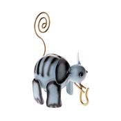 Elephant Card Photo Holder