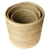 Cylindrical Basket Set