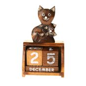 Perpetual Cat and Kitten Calendar