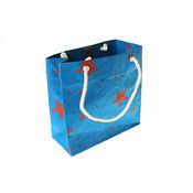 Blue Star Gift Bag - Small