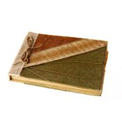 Small Leaf Notebook