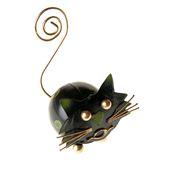 Cat Card Holder Ornament