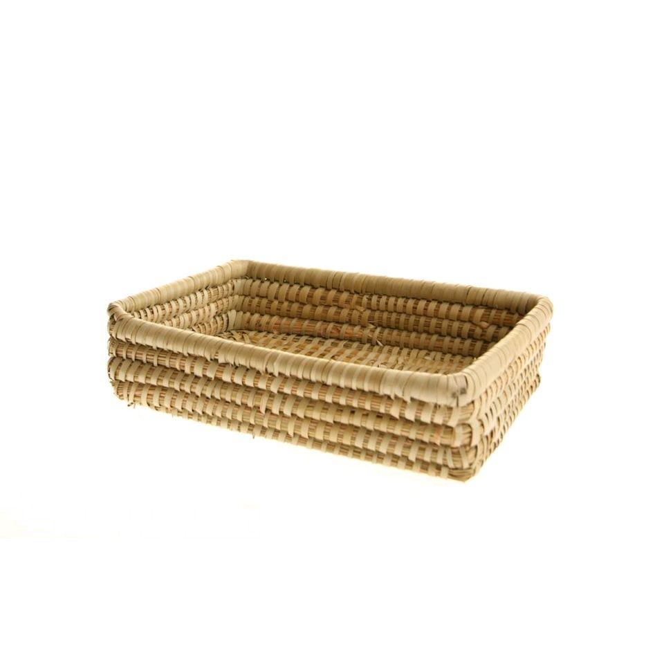 Fair Trade Rectangular Basket Small 299 Fair Trade