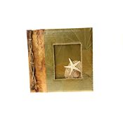 Starfish Photo Album - Green Leaf