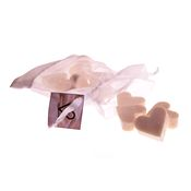 Hyacinth Heart Soaps Gift Bag