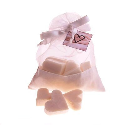 Fair Trade Jasmine Heart Soaps Gift Bag » £5.99 - Fair Trade Product