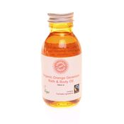 Orange Geranium Bath and Massage Oil